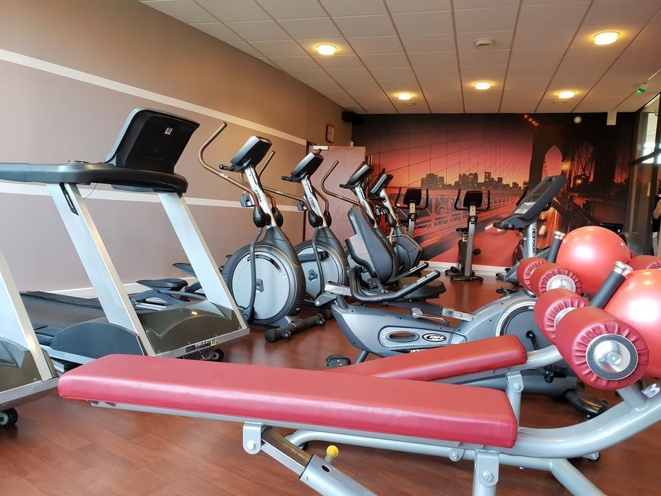 Cardio-training - Centre aquatique de l'Île Verte - Piscine à Hirson