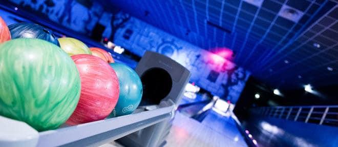 Bowling - Centre aquatique de l'Île Verte - Piscine à Hirson