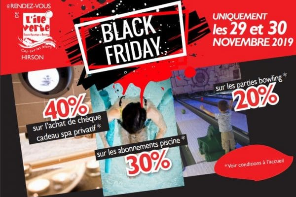 OFFRES Black Friday